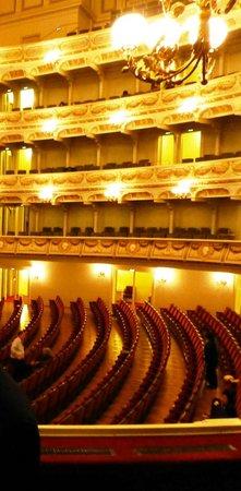 Semper Opera House (Semperoper): Sala de la Ópera