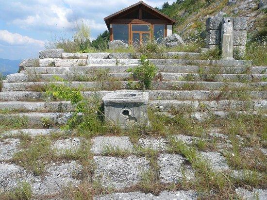 Tempio di Ercole Curino