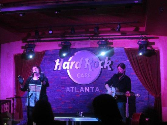 Hard Rock Cafe Atlanta Ga Menu