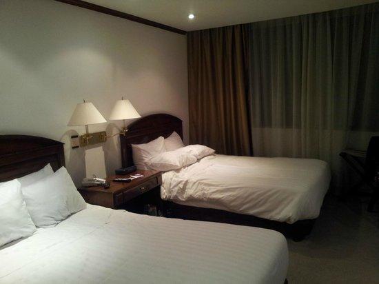 Bogota Regency Suites : Quarto1