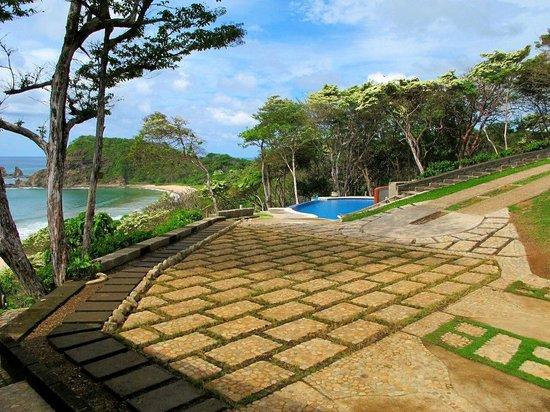 Villas Playa Maderas: Villa Palmera View
