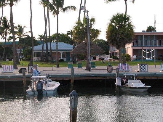 Breezy Palms Resort: property from marina