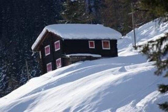 Bruson Ski Area : Chalet