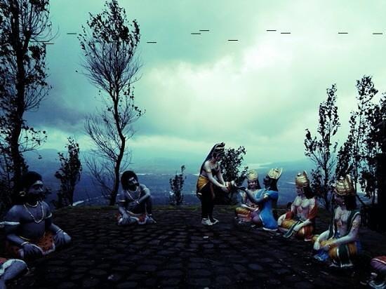 Neelkantheshwar: you can have a understanding of Hindu mythology