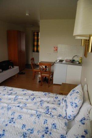 Hotel Laxnes: room view