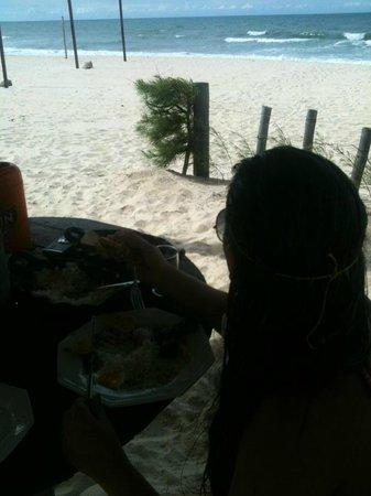 Pier85 Hotel: vista para a praia