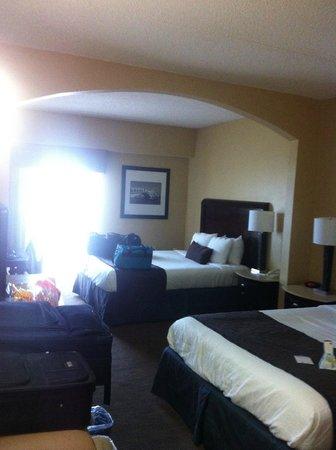 Best Western Oceanfront: Room 307