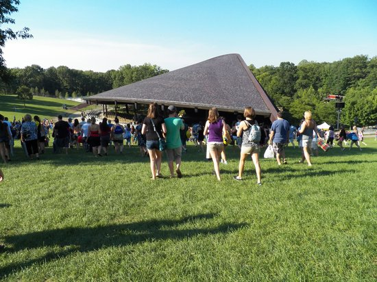 Cuyahoga Falls, OH: Blossom Music Center