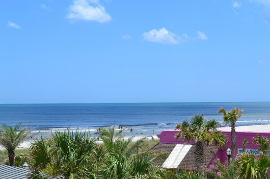 BEST WESTERN Oceanfront: view from room Room 307