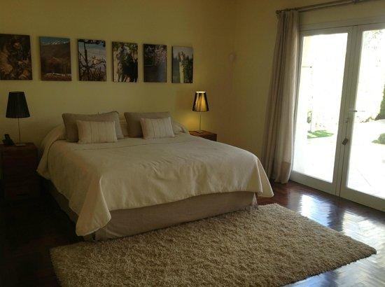 Guest House at Terrazas de los Andes Winery: quarto