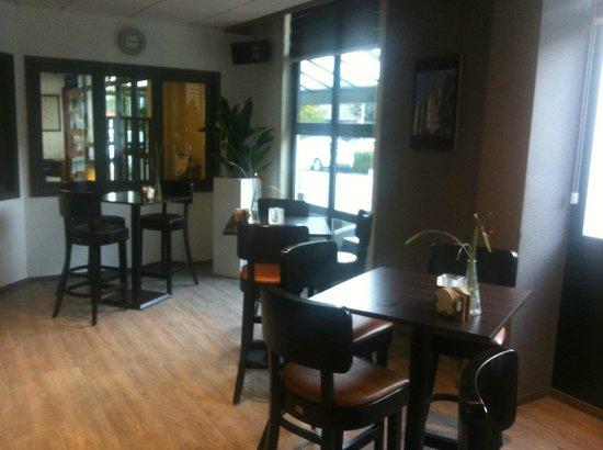 Tulip Inn Antwerpen: Dinning area