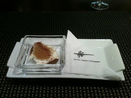 Fierro Hotel Buenos Aires: sobremesa