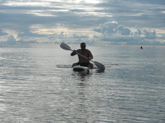 Pondok Bali Beach Front: fun at the beach