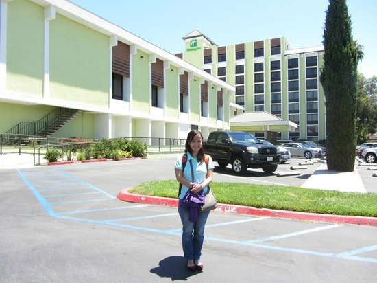 Holiday Inn Express San Jose Airport : hotel