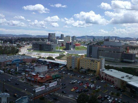 Holiday Inn Puebla La Noria : Vista desde habitación