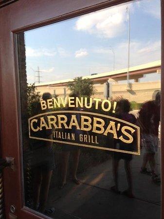 Carrabba's Italian Grill: Front Door