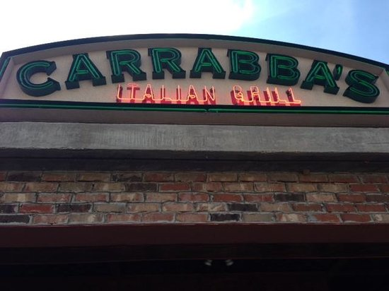 Carrabba's Italian Grill : Top of Building