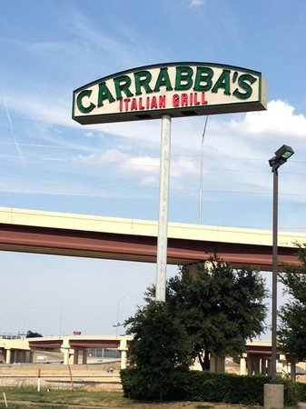 Carrabba's Italian Grill : Sign