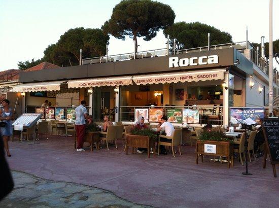 Rocca Restaurant: Rocca