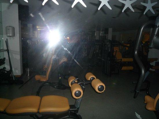 Estrela da Luz: Gym