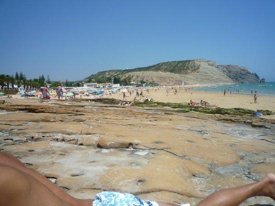 Estrela da Luz: Beach