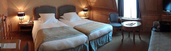 Splendid Etoile Hotel: Nosso quarto