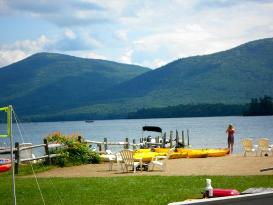 Golden Sands Resort on Lake George: Golden Sands Resort