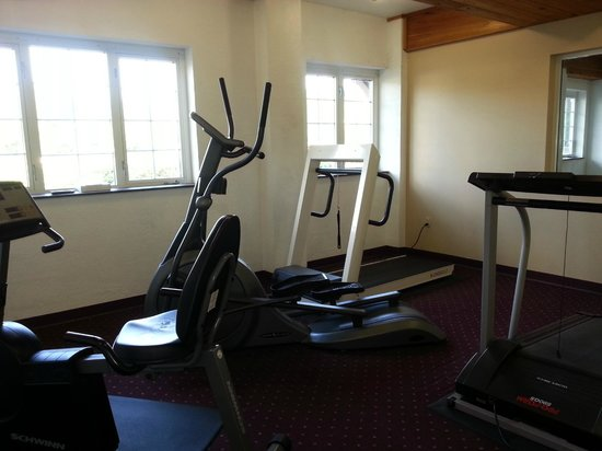 Chalet Landhaus: exercise room