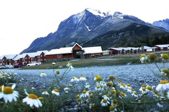 Las Torres Patagonia: panorâmica do hotel