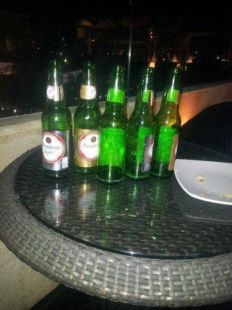 Barcelo Santo Domingo : Cerveja incluida no Club Premium!!!