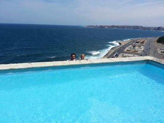 Habana Vista Penthouse: mágico...!!!