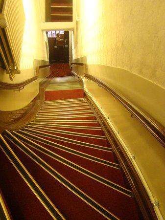Hotel de Westertoren : Escada
