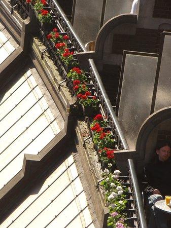 Hotel de Westertoren: Sacada