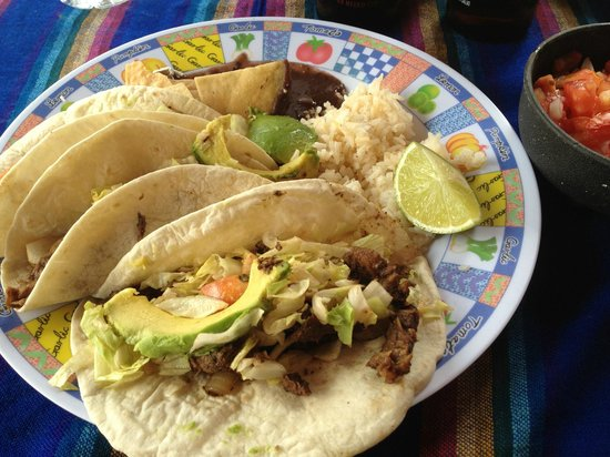Tulum Bazaar: The delicious tacos