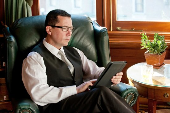 Union Club British Columbia: Full WiFi