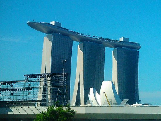Mandarin Oriental, Singapore: Marina Bay Sands