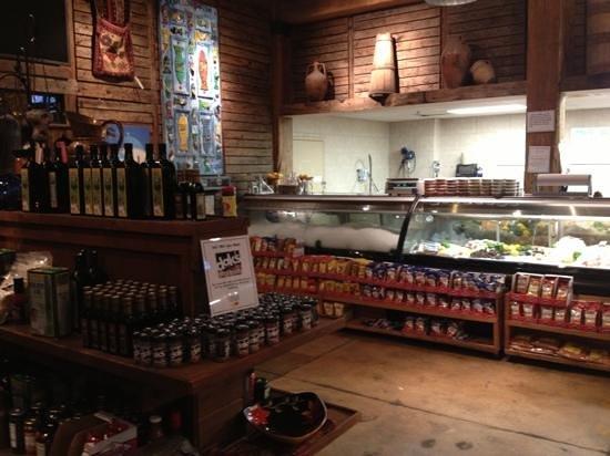Fish Market Restaurant: fresh market