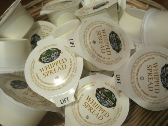 "Graham, Karolina Północna: what exactly is ""whipped spread""?"