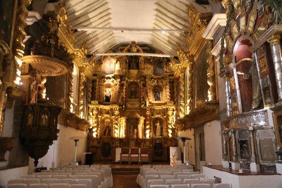 Belmond Hotel Monasterio: Chapel of the former monastery