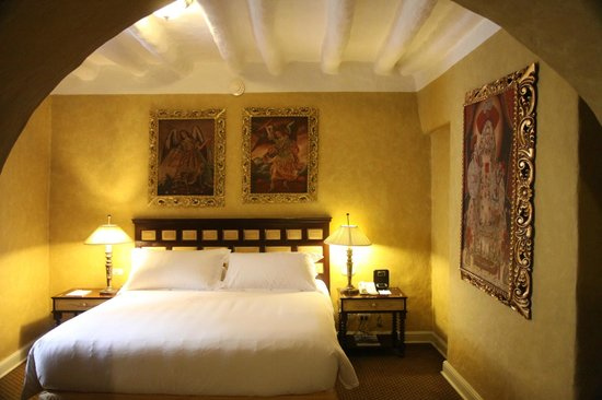 Belmond Hotel Monasterio: Suite- view from living area