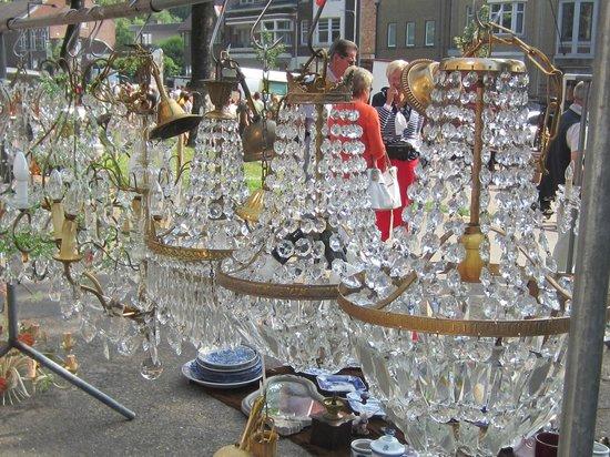 Tongeren Flea Market: Tongeren Antique Market