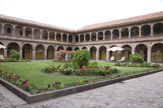 Belmond Hotel Monasterio: One of the hotel courtyards