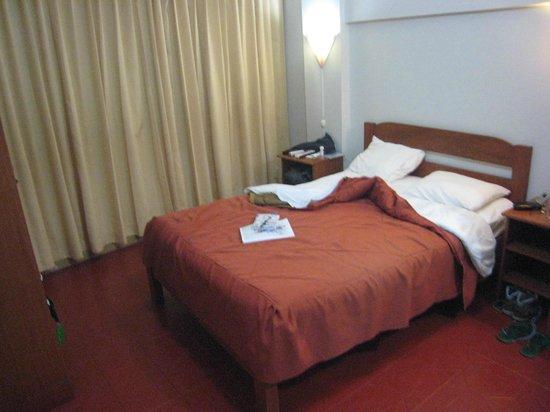 Hostal Varayoc: Decent-size room