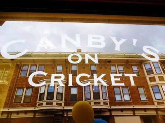 Canby's on Cricket: Street View