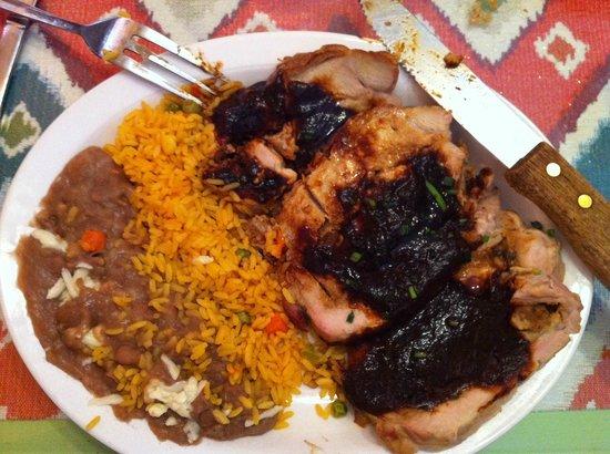 Oaxaca Mexican Grill : Puerco Relleno
