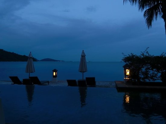 Pangkor Laut Resort: Beautiful evening