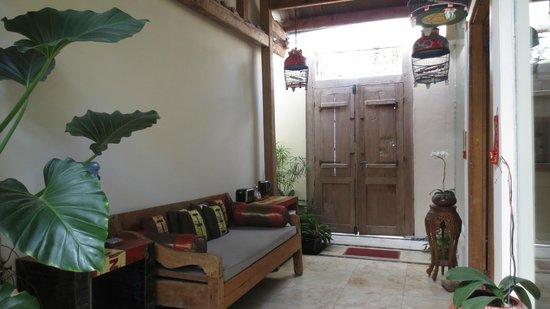 Bali Ginger Suites & Villa: Shikumen Suite