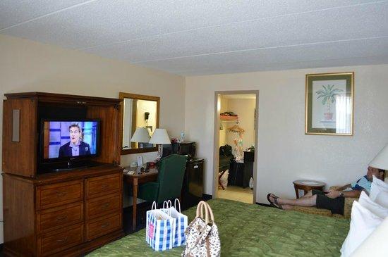 Days Inn Orlando Airport Florida Mall: Apartamento
