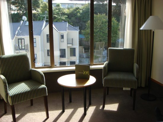 Mercure Wellington: Room with a view