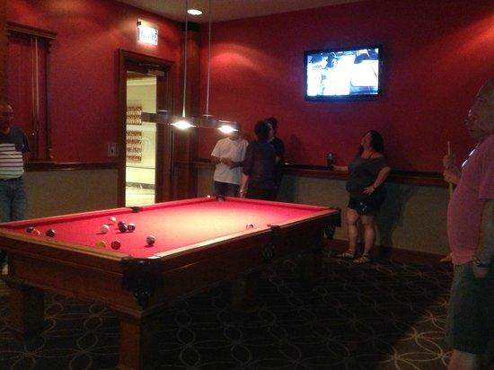 Dolce Basking Ridge: Bar Area